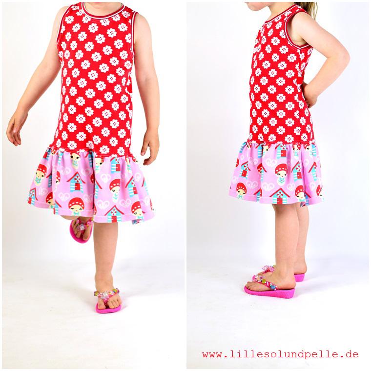 Ebook Schnittmuster Lillesol Basic No 18 Sommerkombi Kleid Und Top Lillesol Amp Pelle