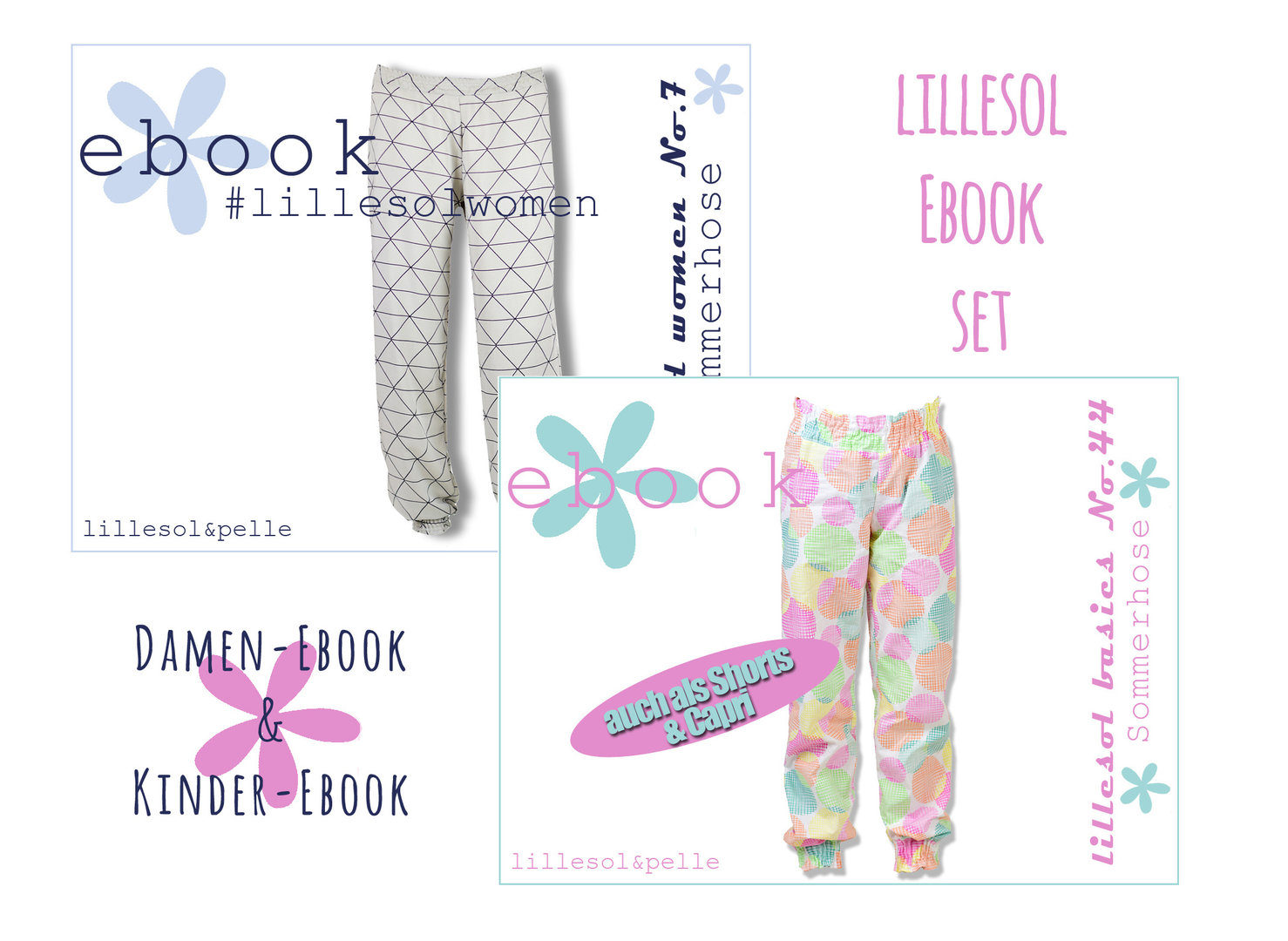 lillesol ebook set basic No.44 und women No.7