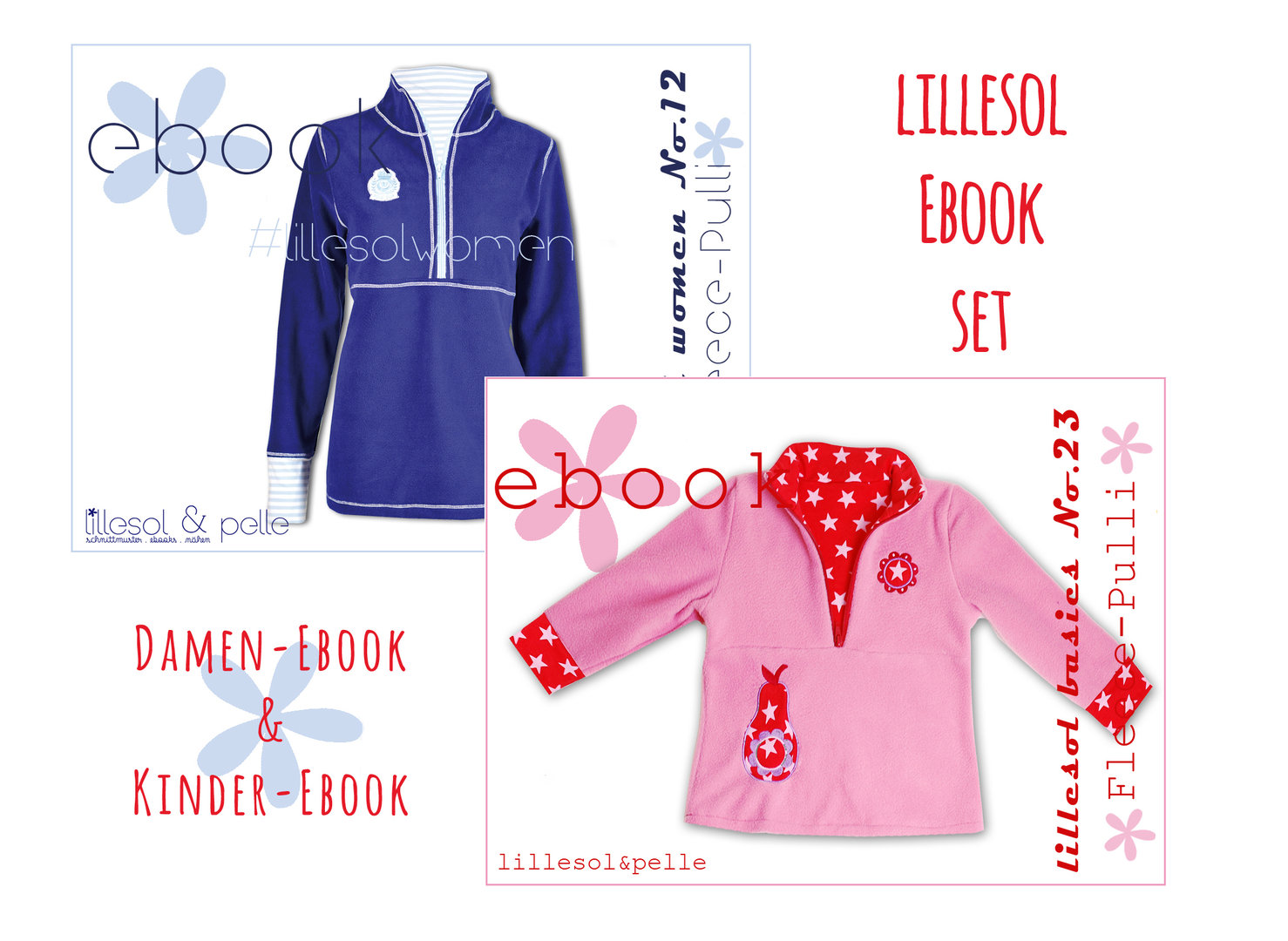 lillesol ebook set basic No.23 und women No.12