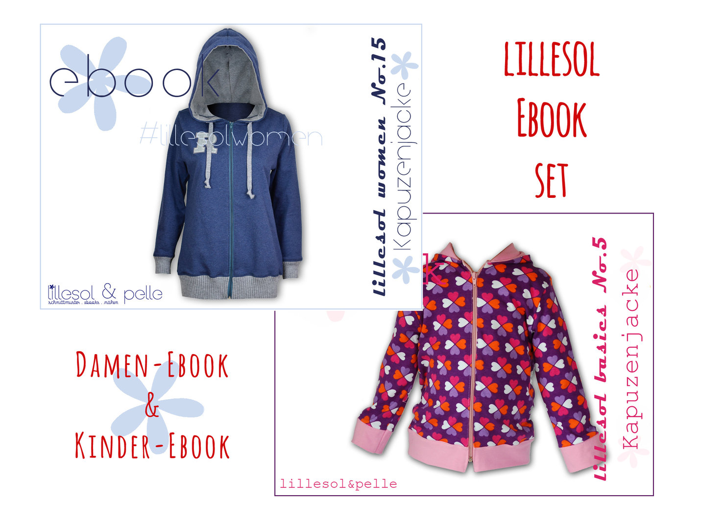 lillesol ebook set basic No.5 und women No.15