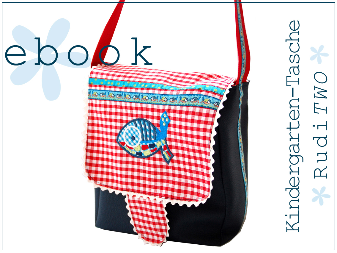 lillesol accessoires - Schnittmuster für Taschen zum Nähen