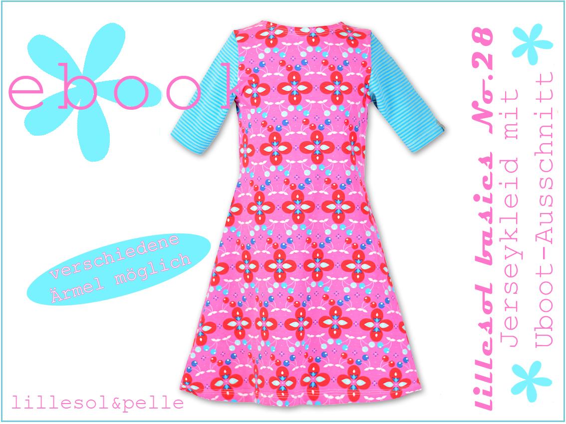 Langarm kleid madchen schnittmuster kostenlos