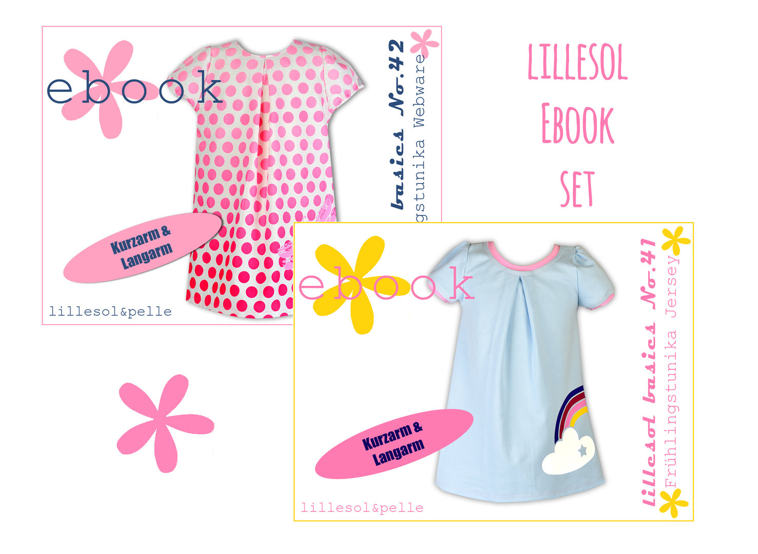 lillesol ebook set basics No.41 und No.42