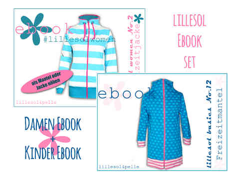 lillesol ebook set basic No.12 und women No.2