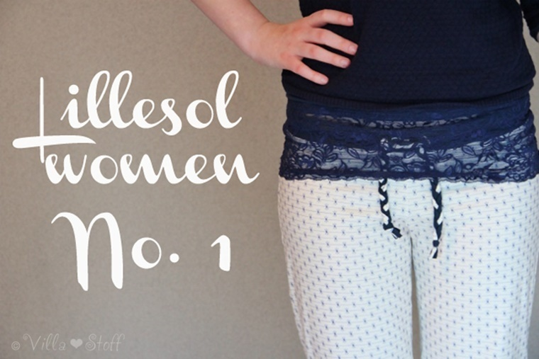 Ebook / Schnittmuster lillesol women No.1 Freizeithose - lillesol ...
