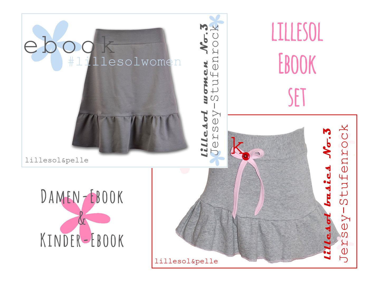 lillesol ebook set basic No.3 und women No.3