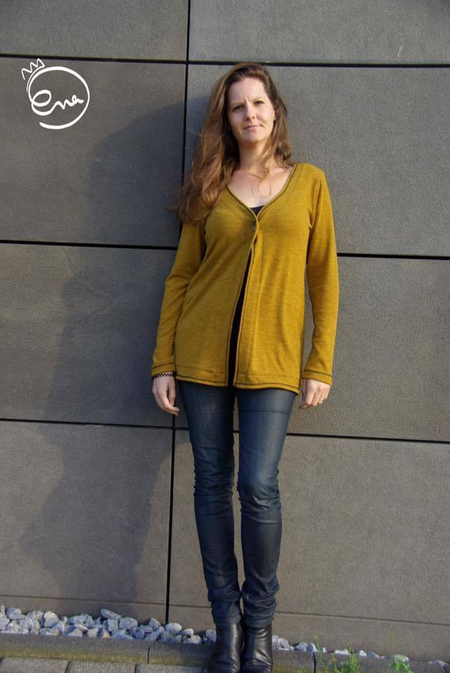 Ebook / Schnittmuster lillesol women No.11 Cardigan - lillesol ...