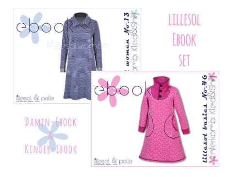 lillesol ebook set basic No.46 und women No.13