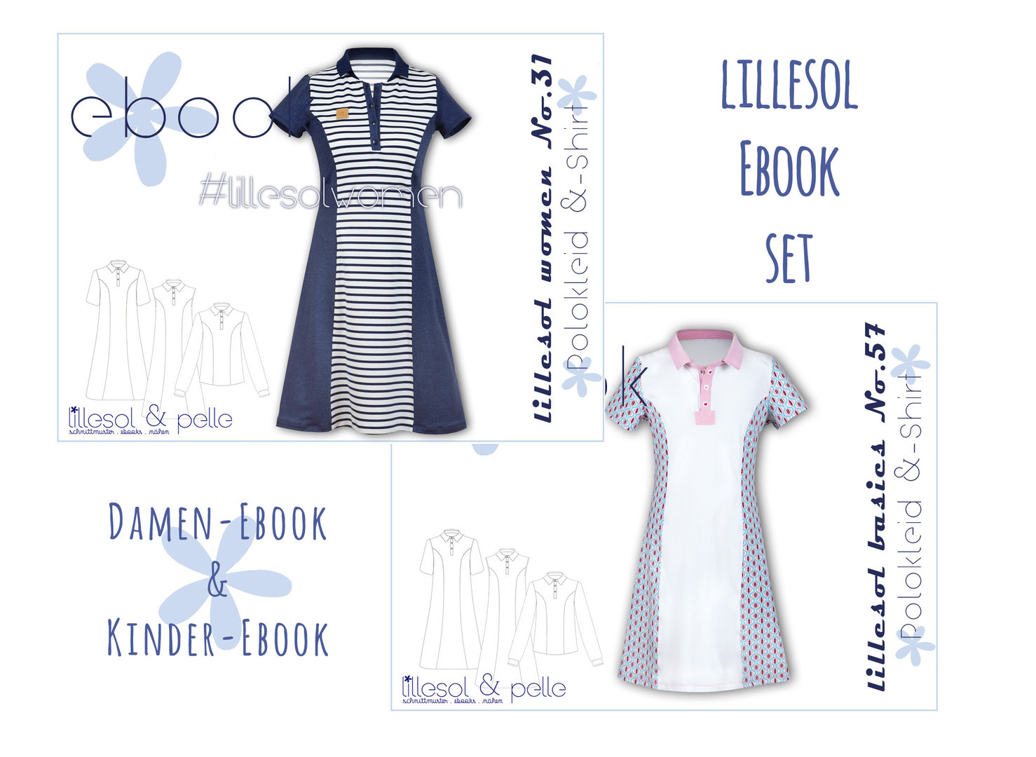 lillesol ebook set basics No.57 und women No.31