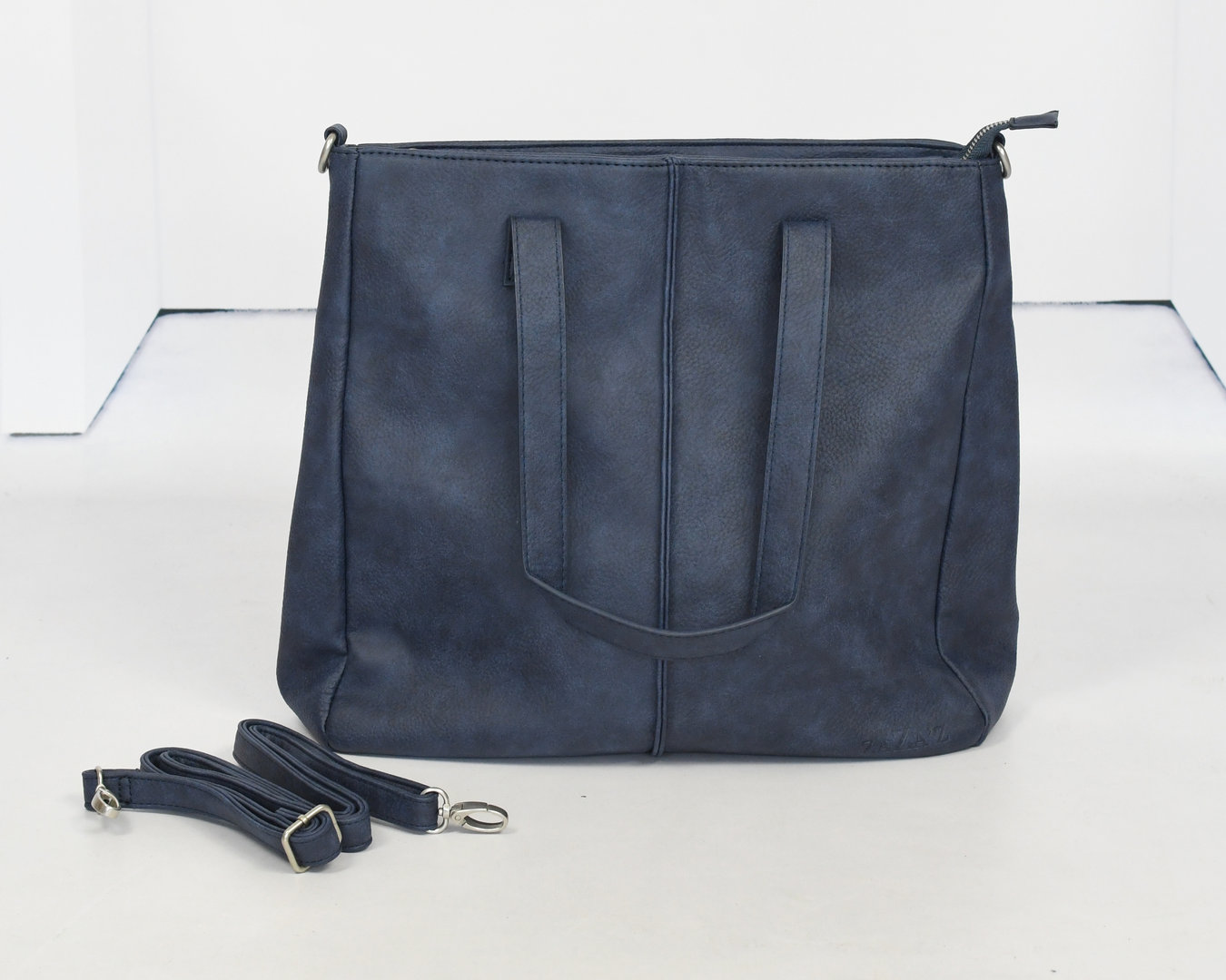 Shoppingtasche Madrid blau