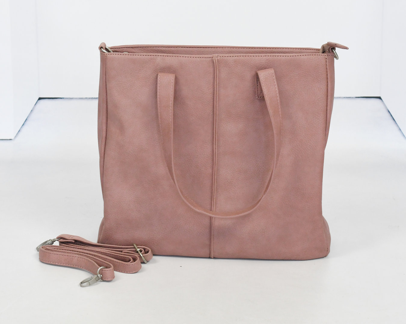 Shoppingtasche Madrid rosa